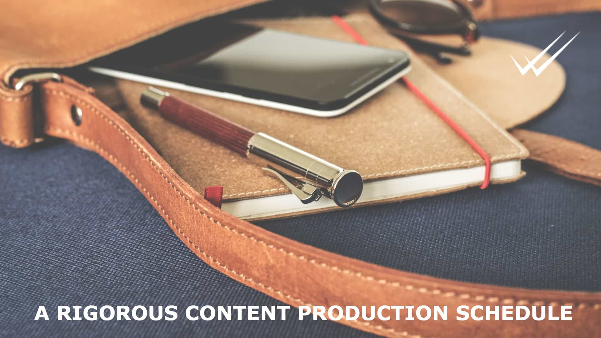 One of Westernston's Process-Oriented Objectives is to have a rigorous content production and amplification schedule.